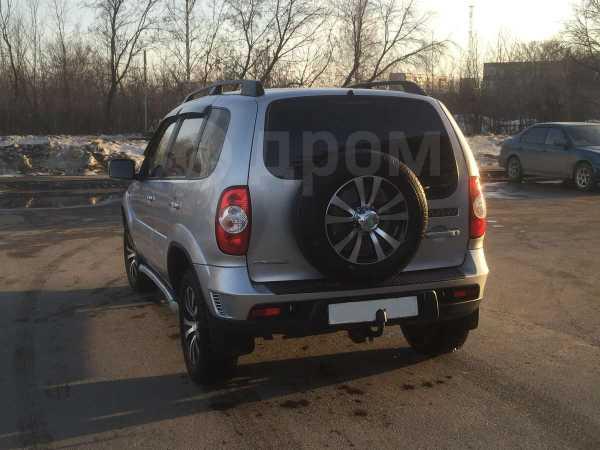 Chevrolet Niva, 2014 год, 515 000 руб.