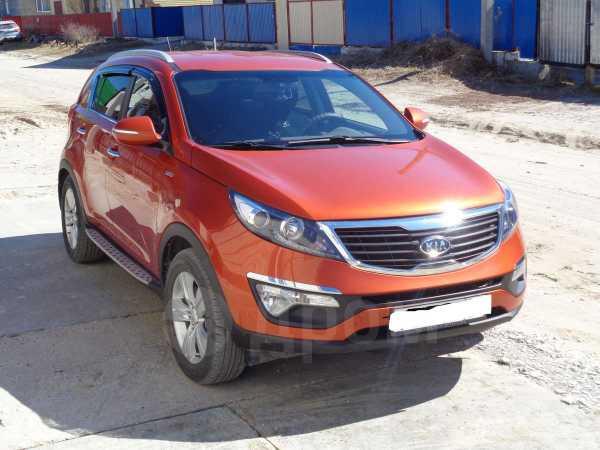 Kia Sportage, 2011 год, 940 000 руб.
