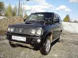 Междуреченск Паджеро Мини 2002