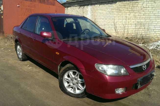 Mazda 323, 2003 год, 170 000 руб.