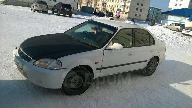 Honda Civic Ferio, 2000 год, 129 000 руб.