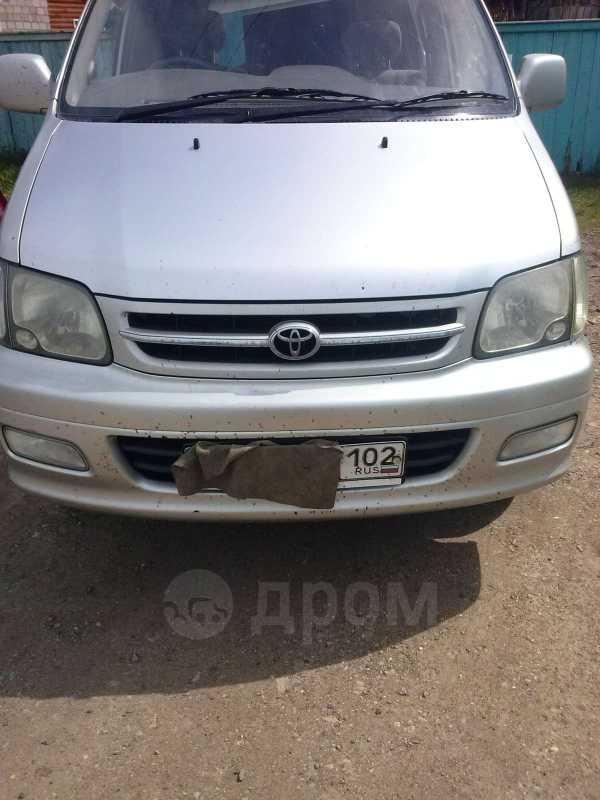 Toyota Noah, 2001 год, 230 000 руб.