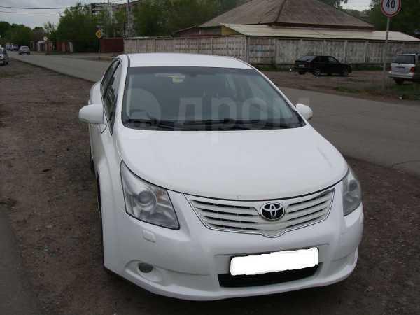 Toyota Avensis, 2010 год, 790 000 руб.