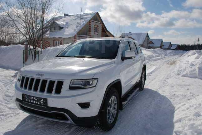 Jeep Grand Cherokee, 2013 год, 2 000 000 руб.