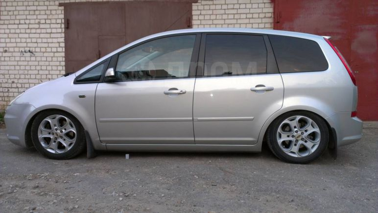 Ford C-MAX, 2007 год, 559 000 руб.
