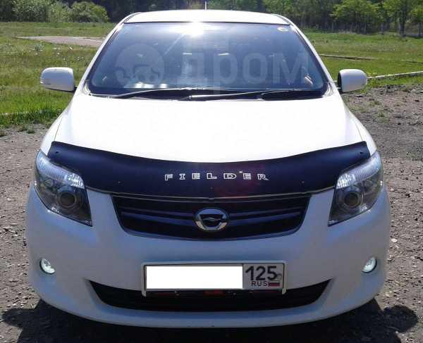 Toyota Corolla Fielder, 2009 год, 540 000 руб.