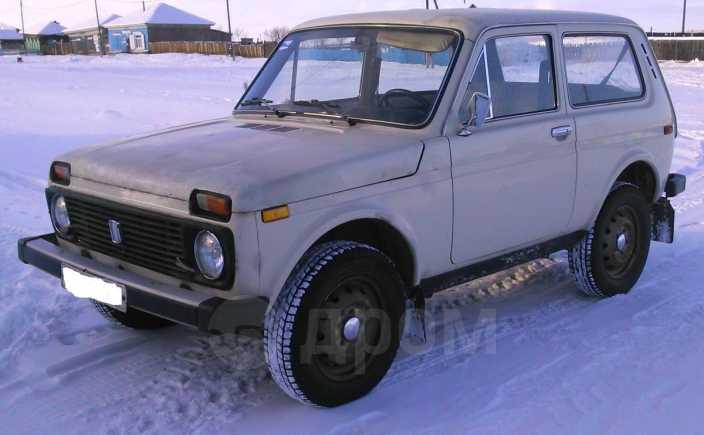 Лада 4x4 2121 Нива, 1986 год, 100 000 руб.