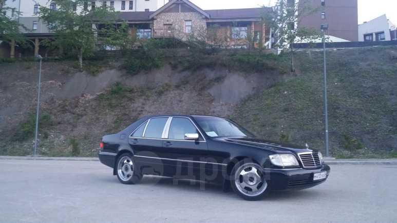 Mercedes-Benz S-Class, 1996 год, 350 000 руб.