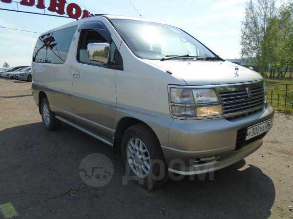 Nissan Elgrand, 1997 год, 144 444 руб.