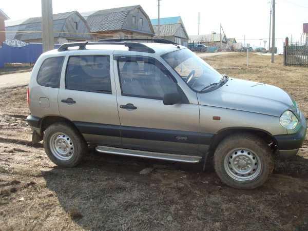 Chevrolet Niva, 2007 год, 255 000 руб.