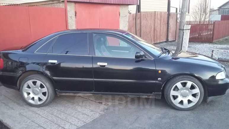 Audi A4, 1997 год, 185 000 руб.