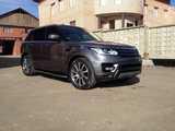 Мегет Range Rover Sport