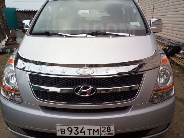 Hyundai Grand Starex, 2009 год, 760 000 руб.