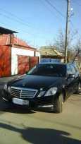 Mercedes-Benz E-Class, 2011 год, 1 350 000 руб.