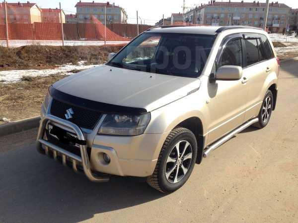 Suzuki Grand Vitara, 2007 год, 570 000 руб.