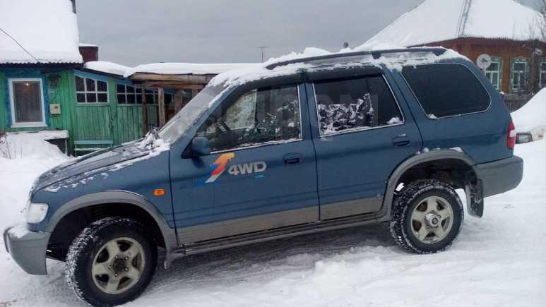 Kia Sportage, 2002 год, 350 000 руб.