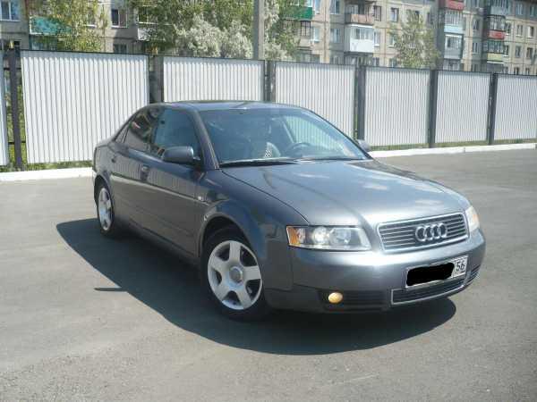 Audi A4, 2002 год, 300 000 руб.