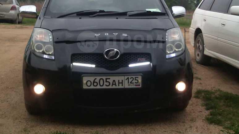 Toyota Vitz, 2006 год, 380 000 руб.