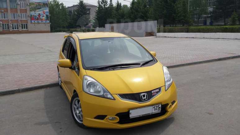 Honda Fit, 2008 год, 425 000 руб.