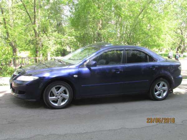 Mazda Mazda6, 2005 год, 380 000 руб.