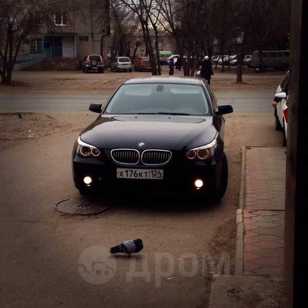 BMW 5-Series, 2005 год, 660 000 руб.