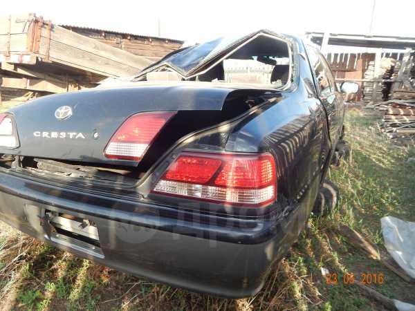 Toyota Cresta, 2001 год, 60 000 руб.