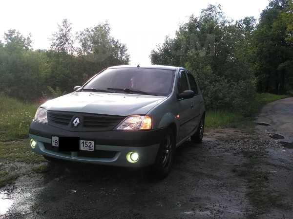 Renault Logan, 2005 год, 219 000 руб.