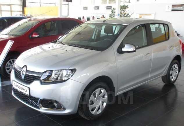 Renault Sandero, 2015 год, 532 000 руб.
