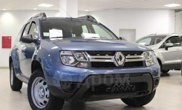 Renault Duster, 2015 год, 808 000 руб.
