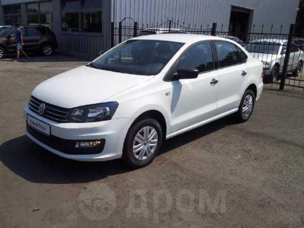 Volkswagen Polo, 2015 год, 525 900 руб.