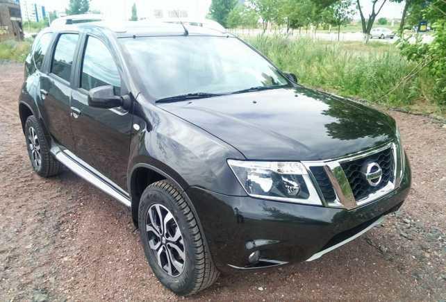Nissan Terrano, 2015 год, 740 000 руб.