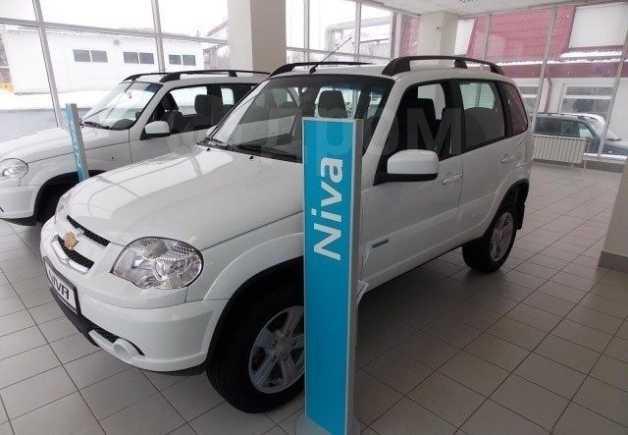 Chevrolet Niva, 2015 год, 488 000 руб.