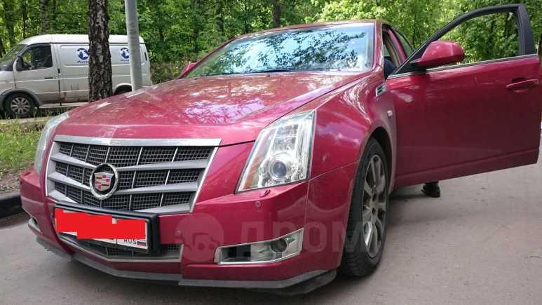 Cadillac CTS, 2008 год, 650 000 руб.