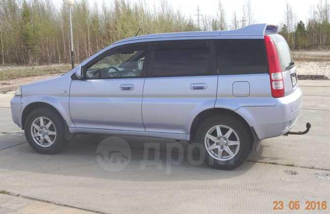 Honda HR-V, 2004 год, 370 000 руб.