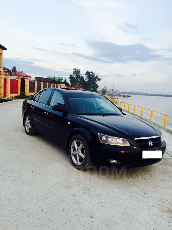 Hyundai NF, 2006 год, 399 000 руб.