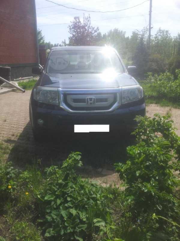 Honda Pilot, 2008 год, 890 000 руб.