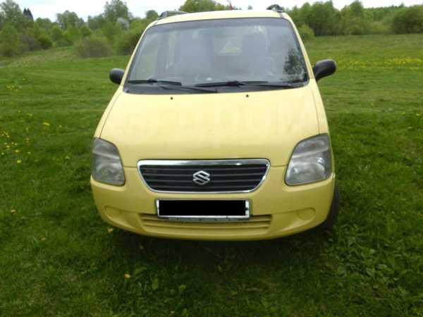 Suzuki Wagon R Plus, 2001 год, 145 000 руб.