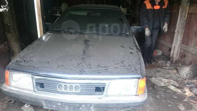 Audi 100, 1989 год, 55 000 руб.