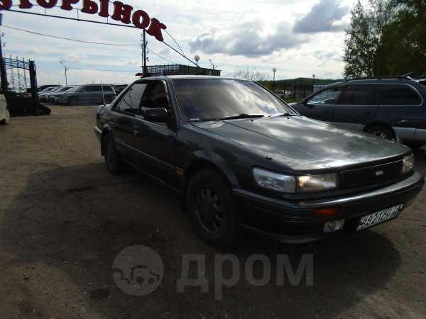 Nissan Bluebird, 1991 год, 88 000 руб.