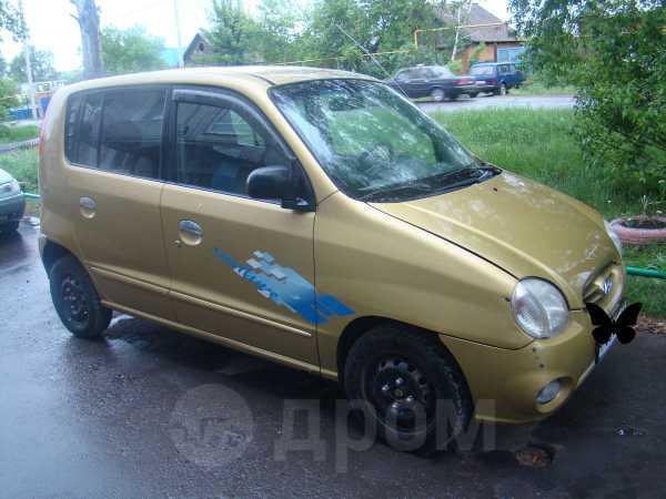 Hyundai Atos, 2000 год, 125 000 руб.