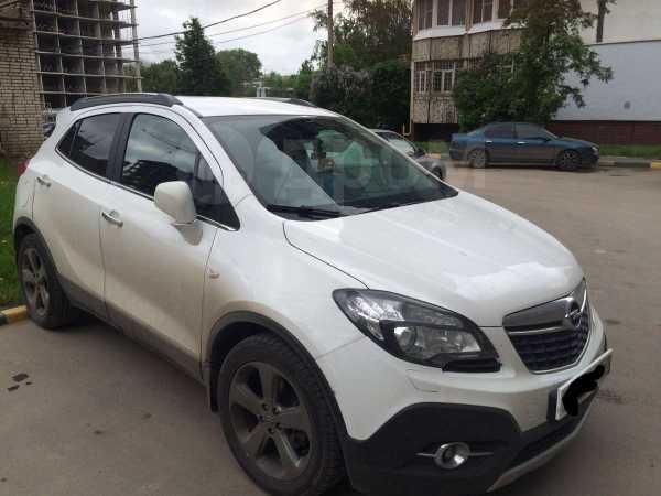 Opel Mokka, 2014 год, 970 000 руб.
