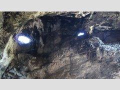 Двуглазка (Хакасия) (Пещера)