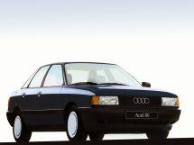 Audi 80 1986, седан, 3 поколение, B3