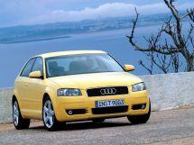 Audi A3 2 поколение, 03.2003 - 05.2005, Хэтчбек 3 дв.