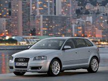 Audi A3 рестайлинг 2004, хэтчбек 5 дв., 2 поколение, 8P