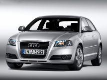 Audi A3 2-й рестайлинг, 2 поколение, 04.2008 - 08.2012, Хэтчбек 3 дв.