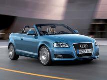 Audi A3 2-й рестайлинг, 2 поколение, 04.2008 - 04.2013, Открытый кузов