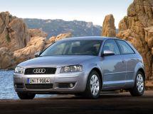 Audi A3 2003, хэтчбек 3 дв., 2 поколение, 8P