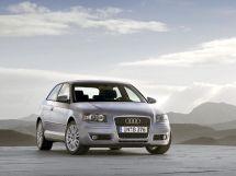 Audi A3 рестайлинг 2005, хэтчбек 3 дв., 2 поколение, 8P