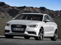 Audi A3 2013, седан, 3 поколение, 8V